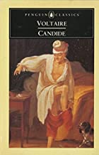 Another cover of the book Candide by Voltaire