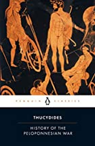 Another cover of the book The History of the Peloponnesian War by Thucydides