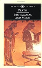 Another cover of the book Protagoras by Plato