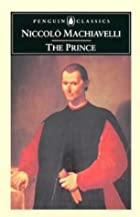Another cover of the book The Prince by Niccolò Machiavelli