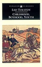 Cover of the book Childhood, boyhood, youth by Leo Tolstoy