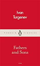 Another cover of the book Fathers and sons by Ivan Sergeevich Turgenev