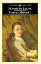 Cover of the book Ursule Mirouët by Honoré de Balzac