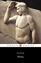 Cover of the book Philebus by Plato