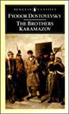 Another cover of the book The brothers Karamazov by Fyodor Dostoyevsky