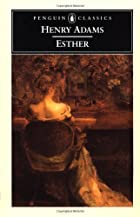 Cover of the book Esther by Henry Adams
