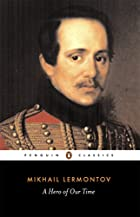 Another cover of the book A Hero of Our Time by Mikhail Yurevich Lermontov