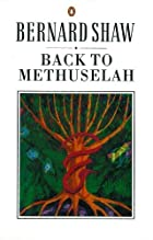 Cover of the book Back to Methuselah by George Bernard Shaw