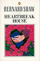Another cover of the book Heartbreak House by George Bernard Shaw