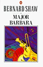 Another cover of the book Major Barbara by George Bernard Shaw