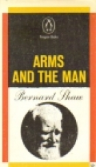 Another cover of the book Arms and the Man by George Bernard Shaw