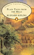 Another cover of the book Plain Tales from the Hills by Rudyard Kipling