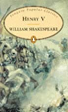Another cover of the book King Henry V by William Shakespeare