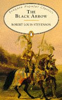 Cover of the book The Black Arrow by Robert Louis Stevenson