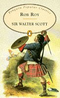 Another cover of the book Rob Roy by Walter Scott
