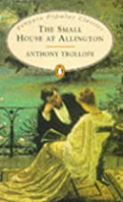 Another cover of the book The Small House at Allington by Anthony Trollope