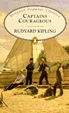 Cover of the book Captains Courageous by Rudyard Kipling