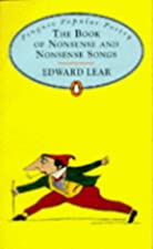 Cover of the book The Book of Nonsense by Edward Lear