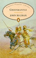 Another cover of the book Greenmantle by John Buchan