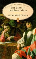 Another cover of the book The Man in the Iron Mask by Alexandre Dumas père