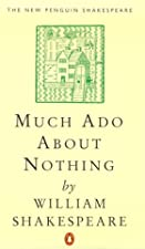 Another cover of the book Much Ado about Nothing by William Shakespeare
