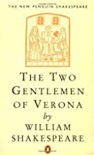 Another cover of the book The Two Gentlemen of Verona by William Shakespeare