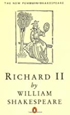 Another cover of the book King Richard II by William Shakespeare