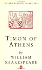 Cover of the book Timon of Athens by William Shakespeare
