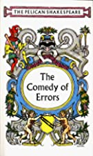 Another cover of the book The Comedy of Errors by William Shakespeare