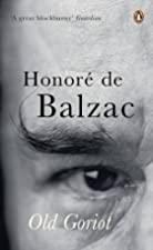 Another cover of the book Père Goriot by Honoré de Balzac