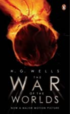 Another cover of the book The War of the Worlds by H.G. Wells