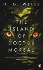 Cover of the book The Island of Doctor Moreau by H.G. Wells
