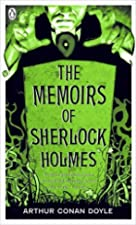 Another cover of the book The Memoirs of Sherlock Holmes by Arthur Conan Doyle