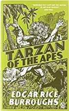 Another cover of the book Tarzan of the Apes by Edgar Rice Burroughs
