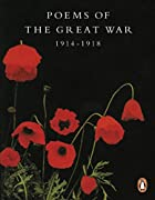 Another cover of the book Poems of the Great War by Various