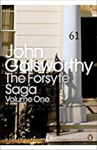 Another cover of the book The Forsyte saga by John Galsworthy