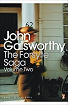 Another cover of the book In chancery by John Galsworthy
