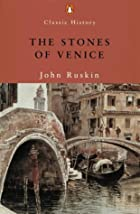 Cover of the book The stones of Venice by John Ruskin