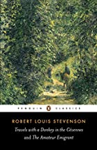 Cover of the book Travels with a Donkey in the Cevennes by Robert Louis Stevenson