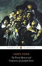 Another cover of the book The Private Memoirs and Confessions of a Justified Sinner by James Hogg