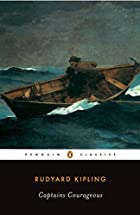 Another cover of the book Captains Courageous by Rudyard Kipling