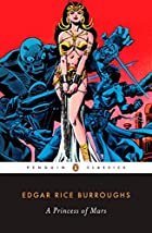Cover of the book A Princess of Mars by Edgar Rice Burroughs