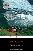 Cover of the book Growth of the Soil by Knut Hamsun