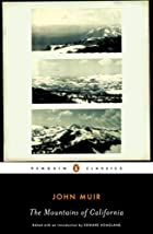 Another cover of the book The Mountains of California by John Muir