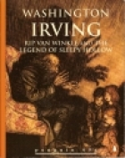Another cover of the book The Legend of Sleepy Hollow by Washington Irving