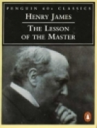 Another cover of the book The Lesson of the Master by Henry James