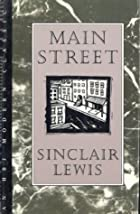 Another cover of the book Main Street by Sinclair Lewis