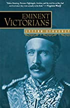 Another cover of the book Eminent Victorians by Giles Lytton Strachey