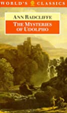 Another cover of the book The Mysteries of Udolpho by Ann Ward Radcliffe