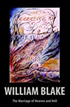 Another cover of the book The Marriage of Heaven and Hell by William Blake
